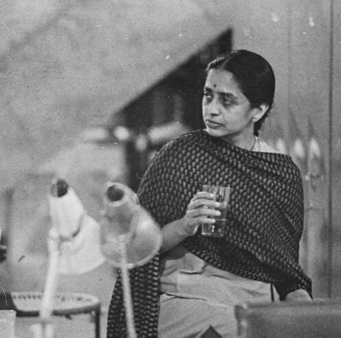 Gira Sarabhai and her contribution to the creation of an Indian identity