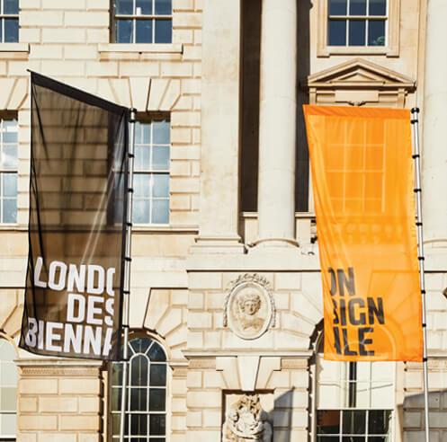 London Design Biennale looks optimistically towards the future