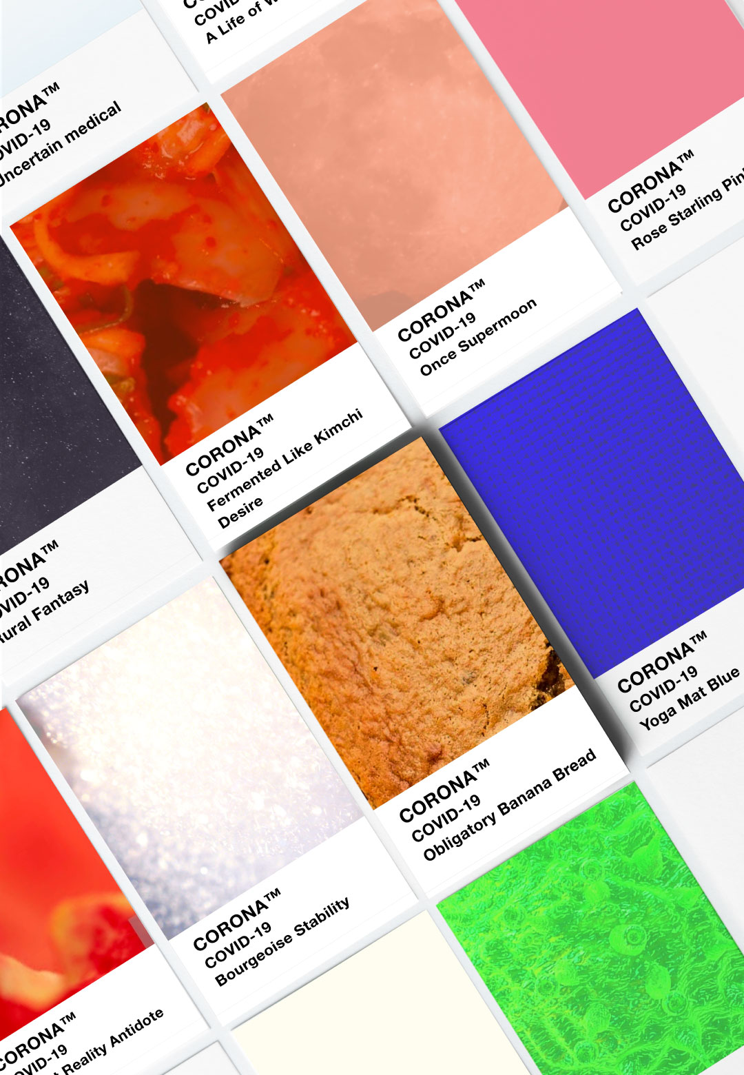 Pantone to Phantome: A brand new colour chart for the post-COVID world | Pantone to Phantome: A new colour chart for the post-COVID world | Designer/Artist/Architect | STIRworld
