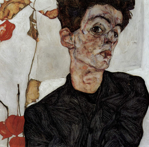Remembering Austrian painter Egon Schiele's revolutionary erotic art style