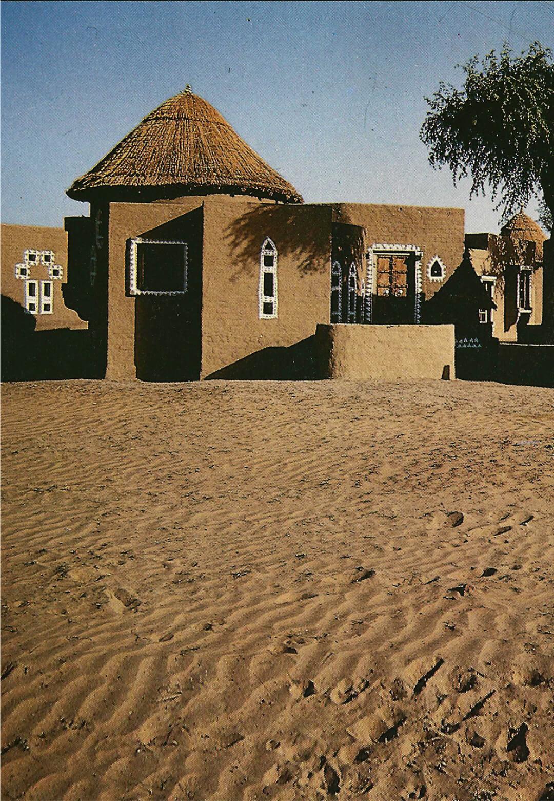 Desert Resort, Mandawa, Rajasthan (1984) | Revathi Kamath | Kamath Design Studio | STIRworld