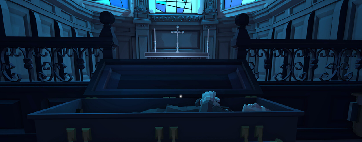 Gamescapes: Indie video game <em>Torpor</em> creates a new way to talk about mortality