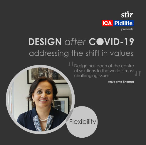 What lies ahead? Anupama Sharma on technology, flexibility and larger spaces