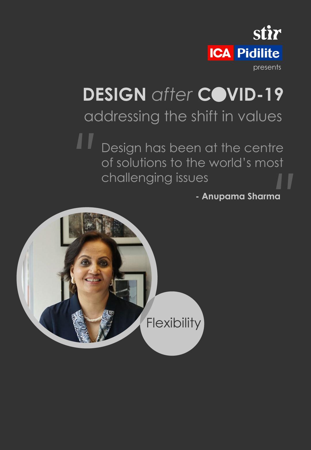 Anupama Sharma, MD, Gensler Bangalore, India | Gensler Bangalore India | COVID Predictions | STIRworld