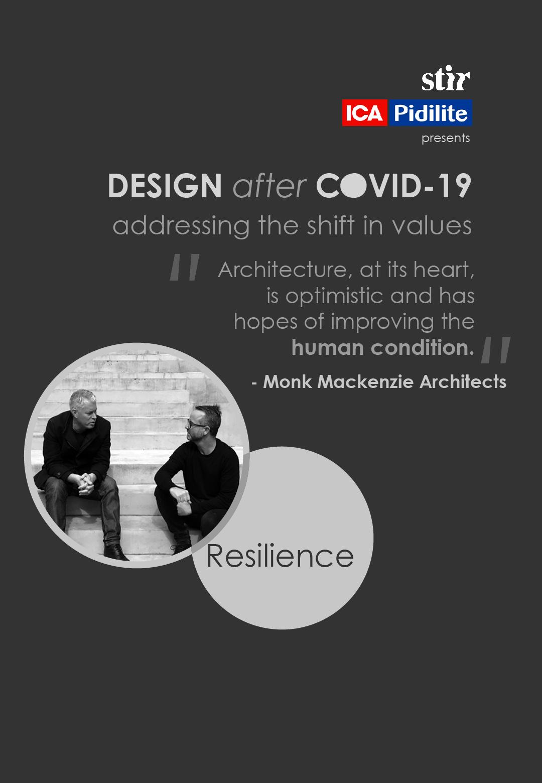 New Zealand-based architects Hamish Monk and Dean Mackenzie on the idea of resilience, adaptation and adoption | Monk Mackenzie architects  | Design after COVID-19 | STIRworld