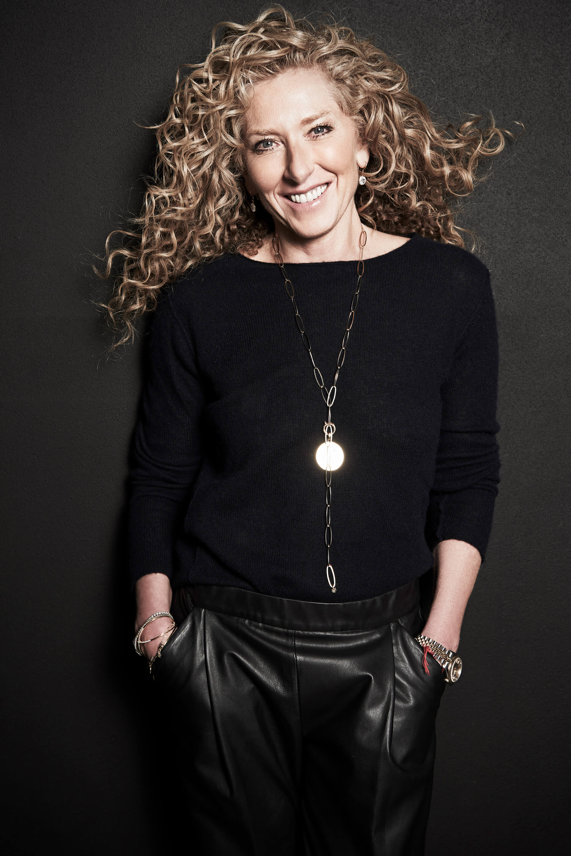 South Africa-born British interior designer Kelly Hoppen | Moments of Affection: Milanese Alliances (M.A.M.A.) | STIRworld