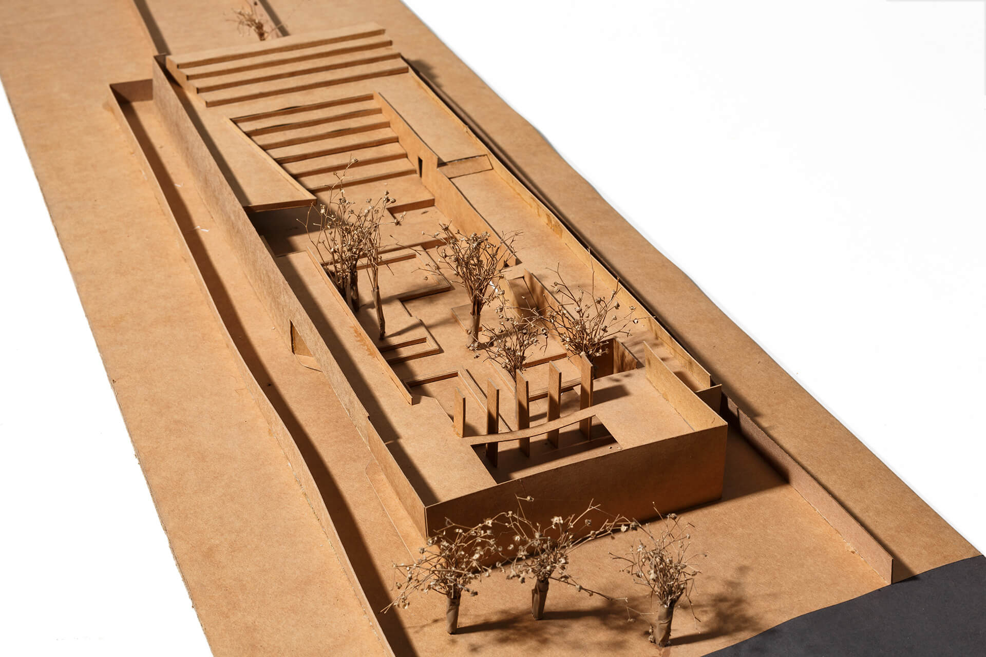 Model of the Big Brewsky | Soumitro Ghosh | Mathew Ghosh Architects | STIRworld