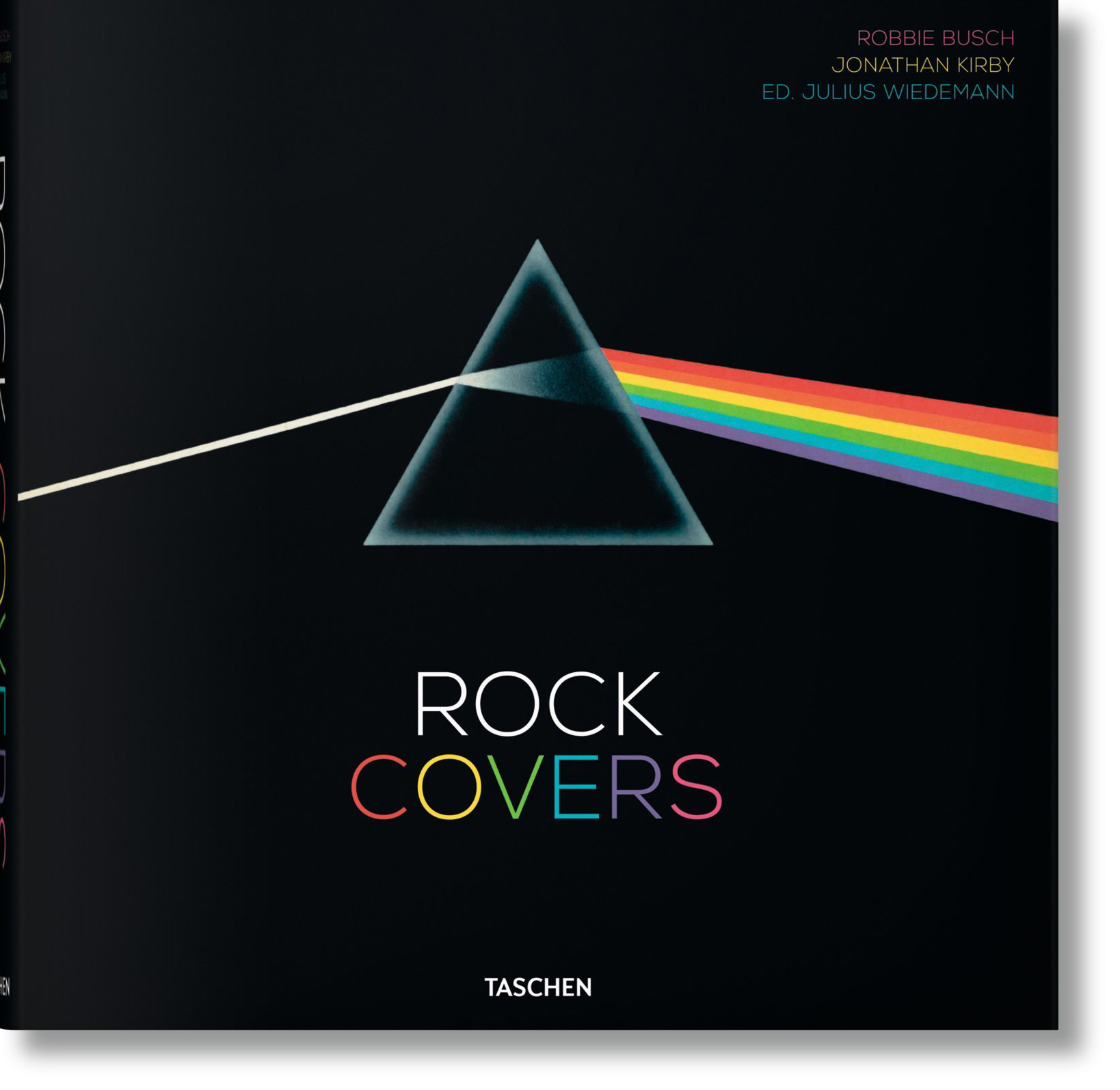Paying tribute to album art, 'Rock Covers' brings a compilation of more than 750 remarkable album covers, from legendary to rare record releases | Cross Border Conversations | Aniruddh Mehta X Julius Wiedemann | STIR X LOCO Design