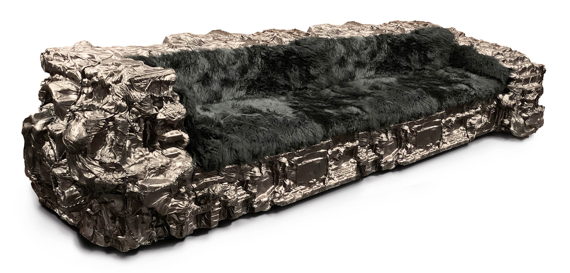 Galactica Sofa | Made in Brazil: Curated by Campana Brothers | STIR X Script |STIRworld