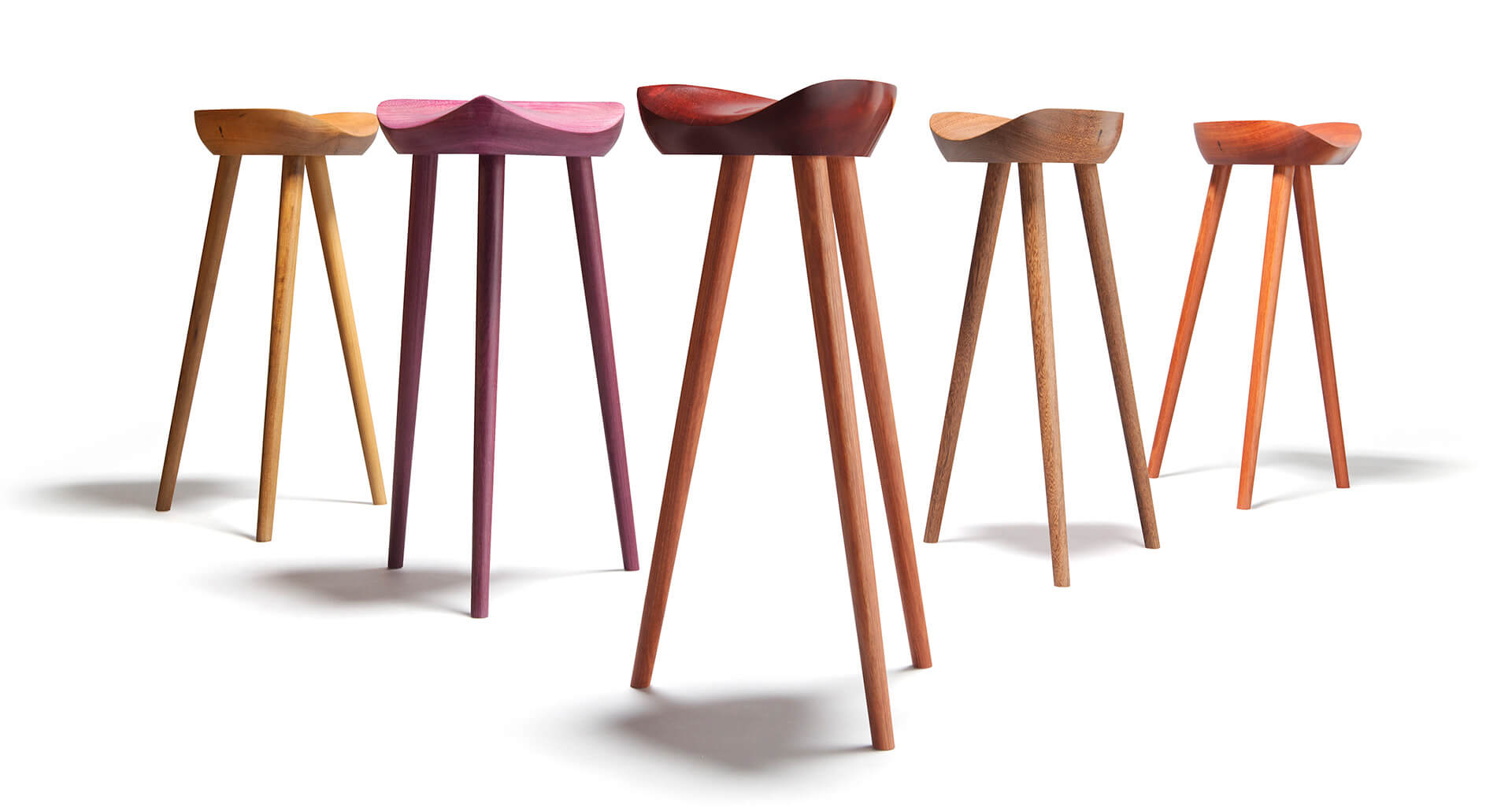 Saddle Stools | Made in Brazil: Curated by Campana Brothers | STIR X Script |STIRworld