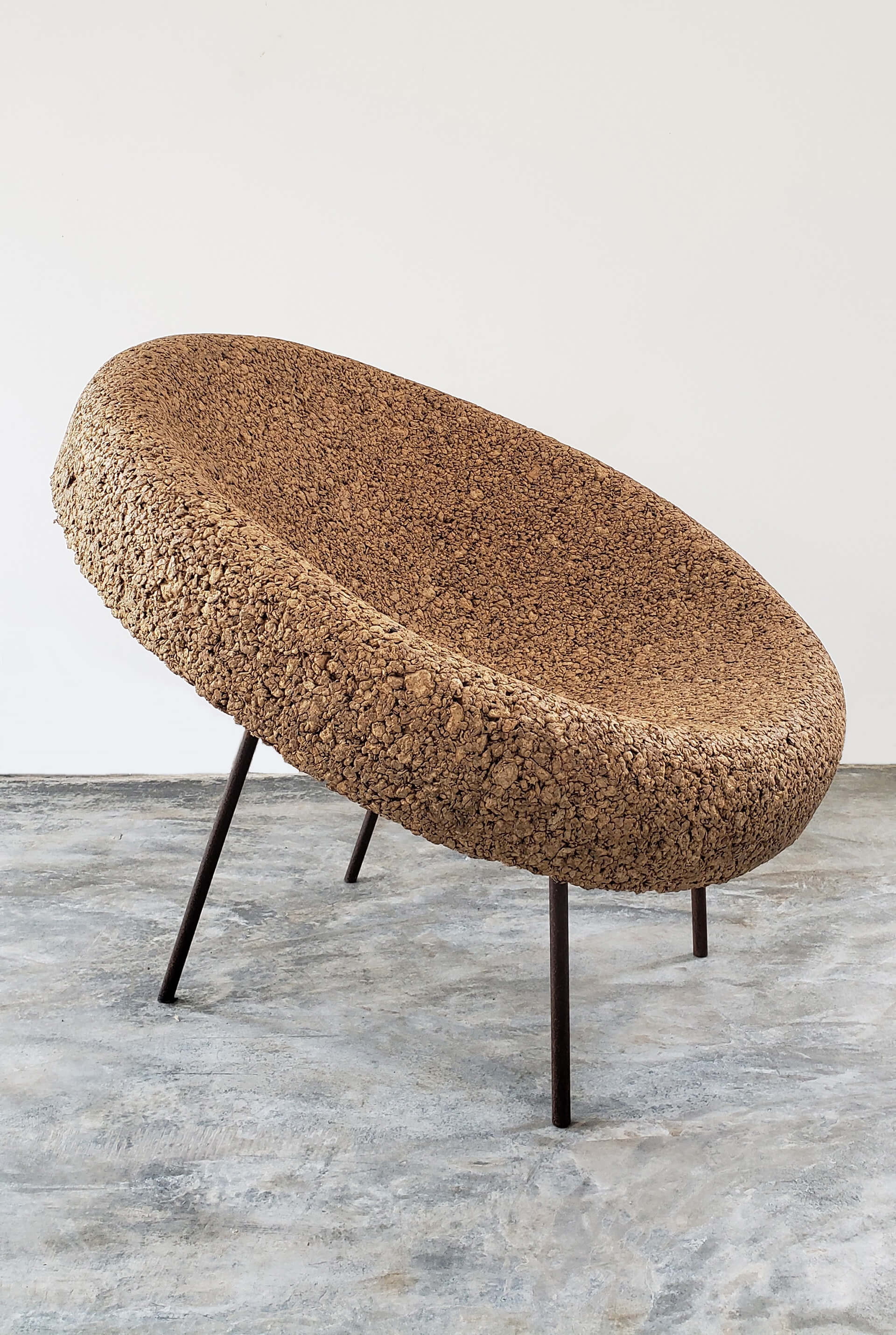 Poltrona Atalho (Shortcut Armchair)| Made in Brazil: Curated by Campana Brothers | STIR X Script |STIRworld