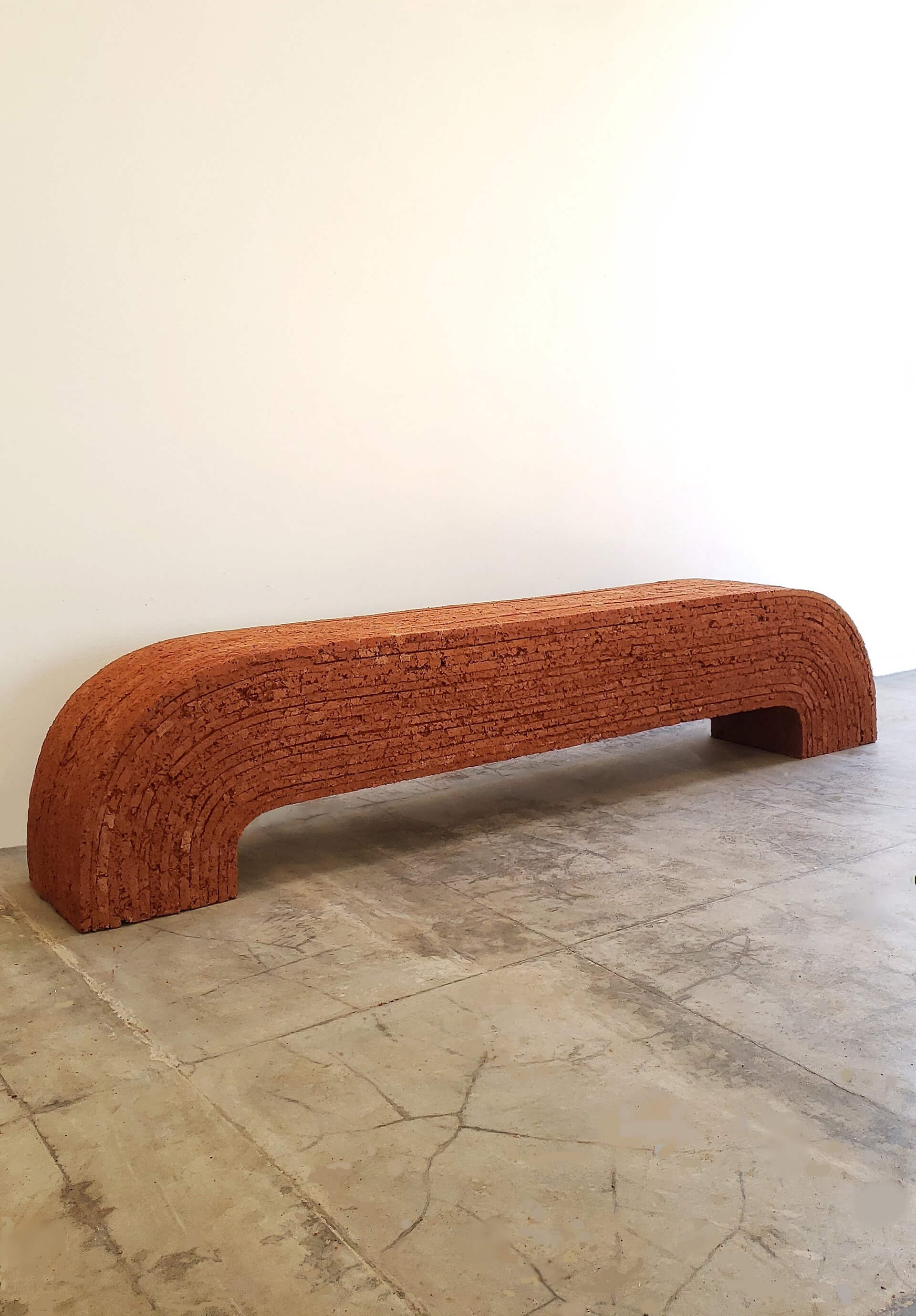 Banco Estrada (Road Bench) | Made in Brazil: Curated by Campana Brothers | STIR X Script |STIRworld