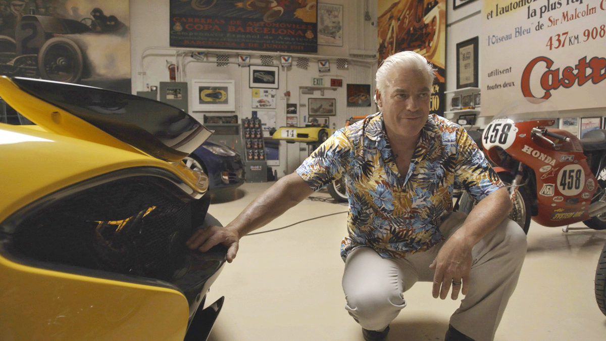 A glimpse from 'Chasing Perfect' - a documentary on the story of Frank Stephenson and his pivotal work in the automotive industry | Cross Border Conversations | Frank Stephenson X Gul Panag | STIR X LOCO Design
