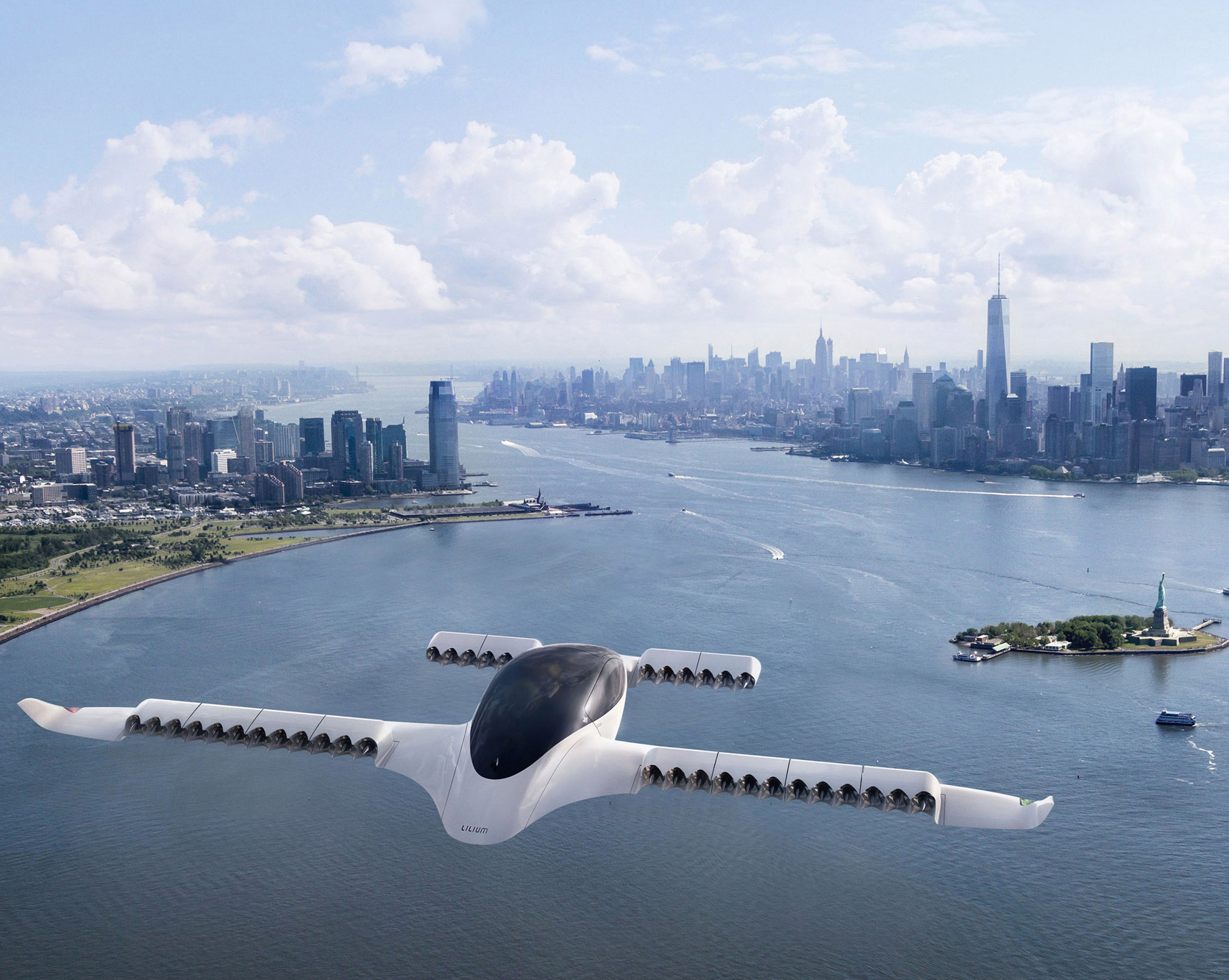 Lilium Jet - the world's first all-electric, vertical take-off and landing aircraft | Cross Border Conversations | Frank Stephenson X Gul Panag | STIR X LOCO Design