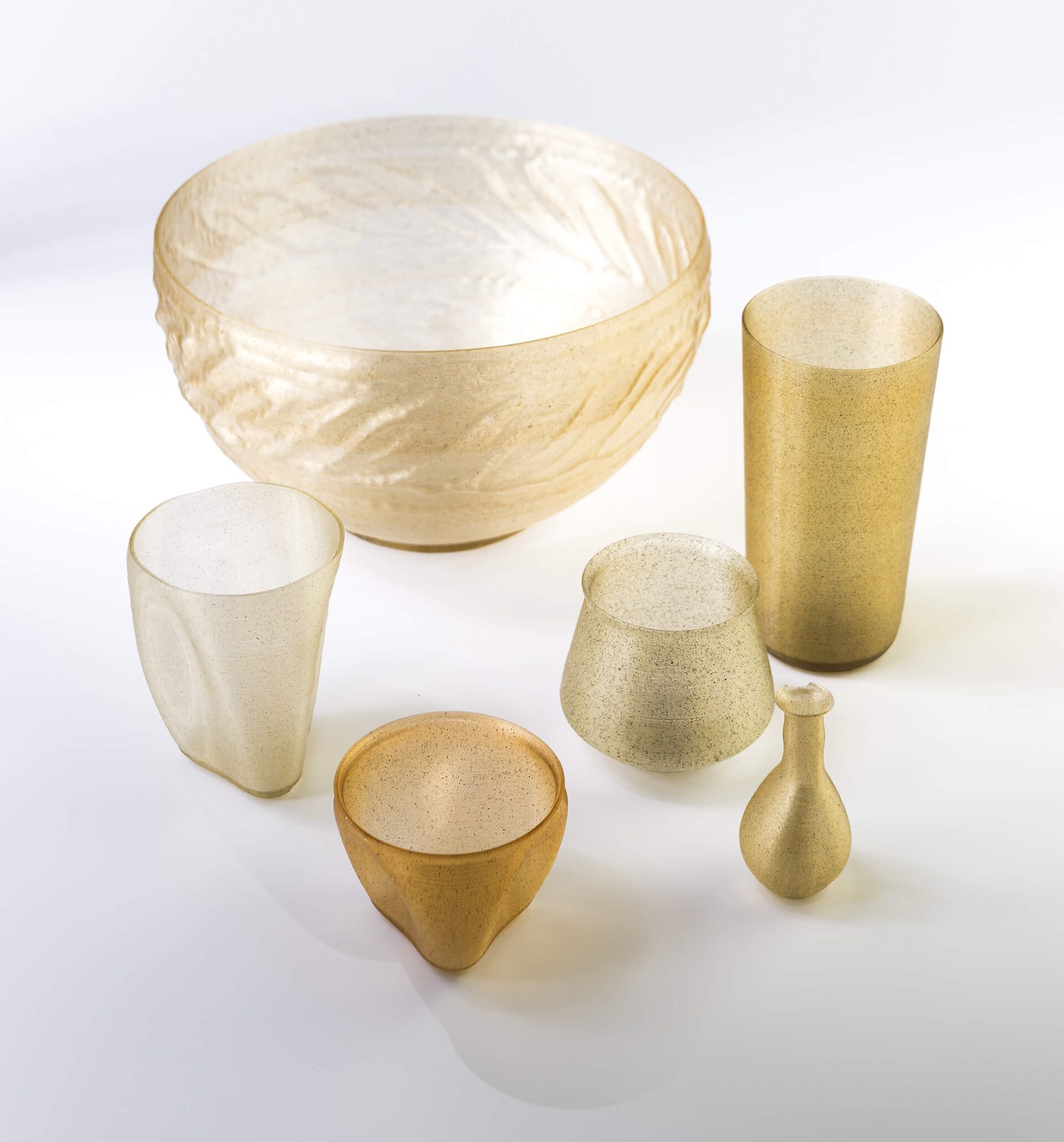 Tableware made from Bioplastic | Made in the Netherlands: Curated by Wendy Plomp | STIRworld