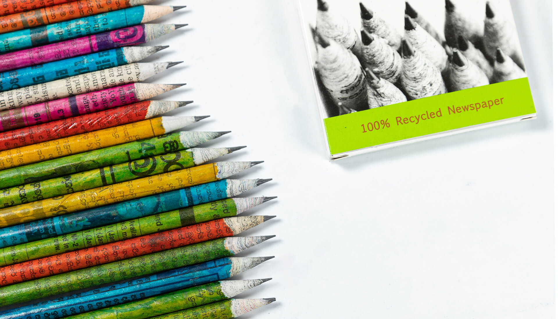 EBC Pencils | Made in Sri Lanka: Curated by Colomboscope | STIRworld