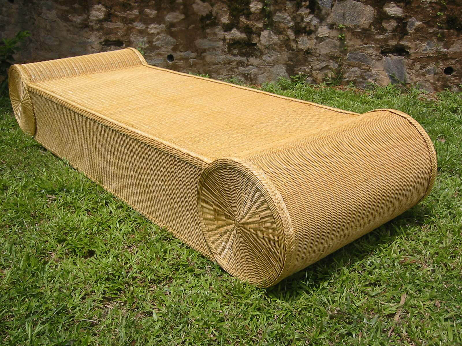 Rattan Bed | Made in Sri Lanka: Curated by Colomboscope | STIRworld