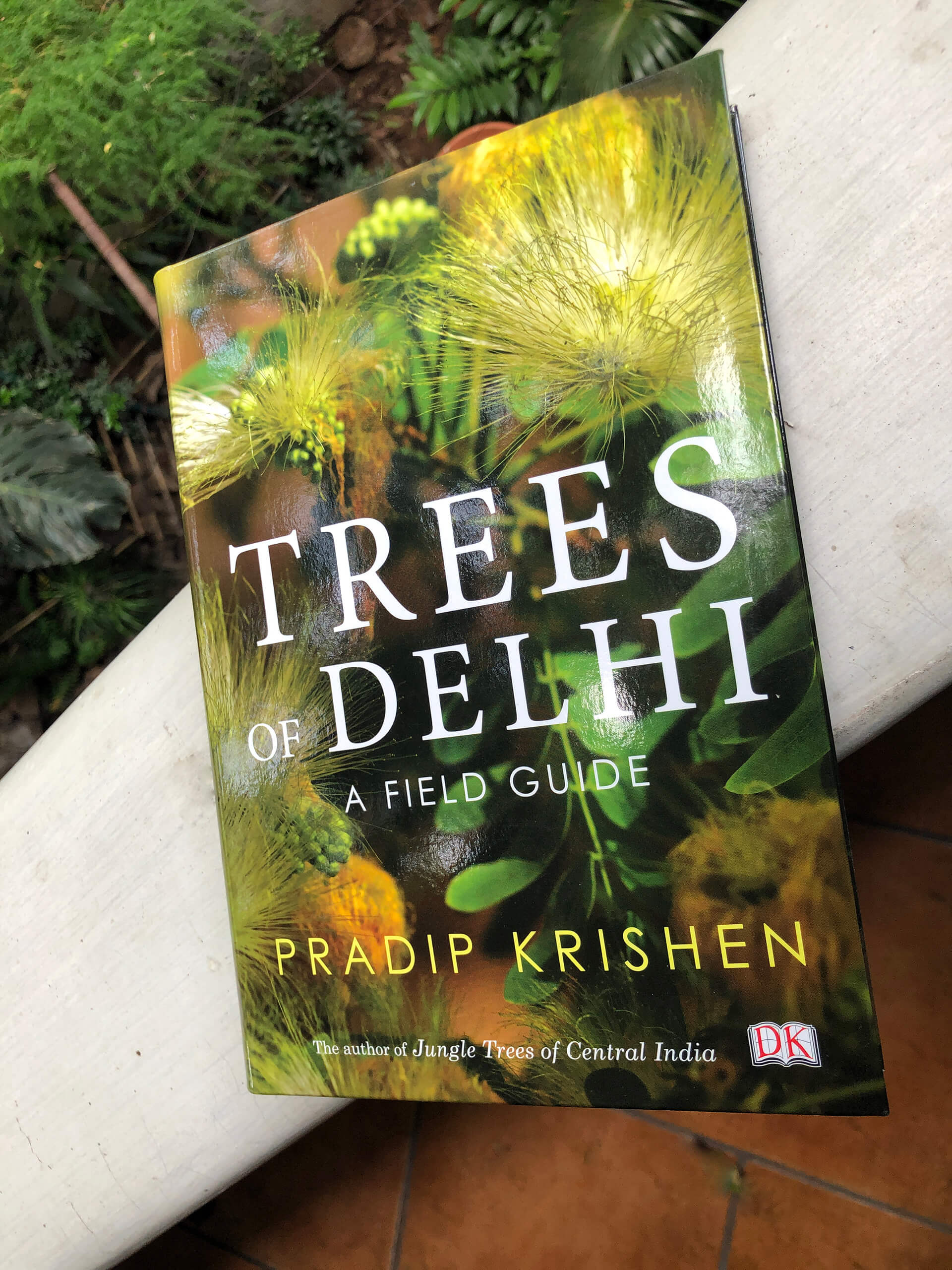 Trees of Delhi, a book by Pradip Krishen that covers historical details about over 250 species of trees found in Delhi | Cross Border Conversations | Pradip Krishen X Prof. Anne Feenstra | STIR X LOCO Design