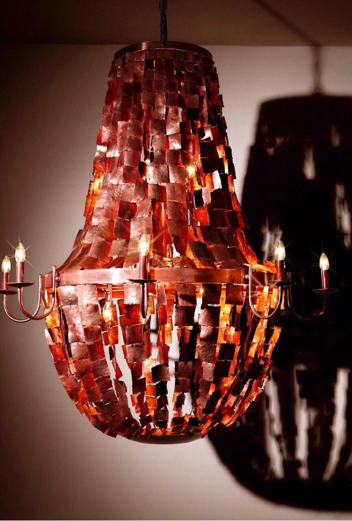 Harem chandelier | Made in Turkey: Curated by Arhan Kayar | STIRworld