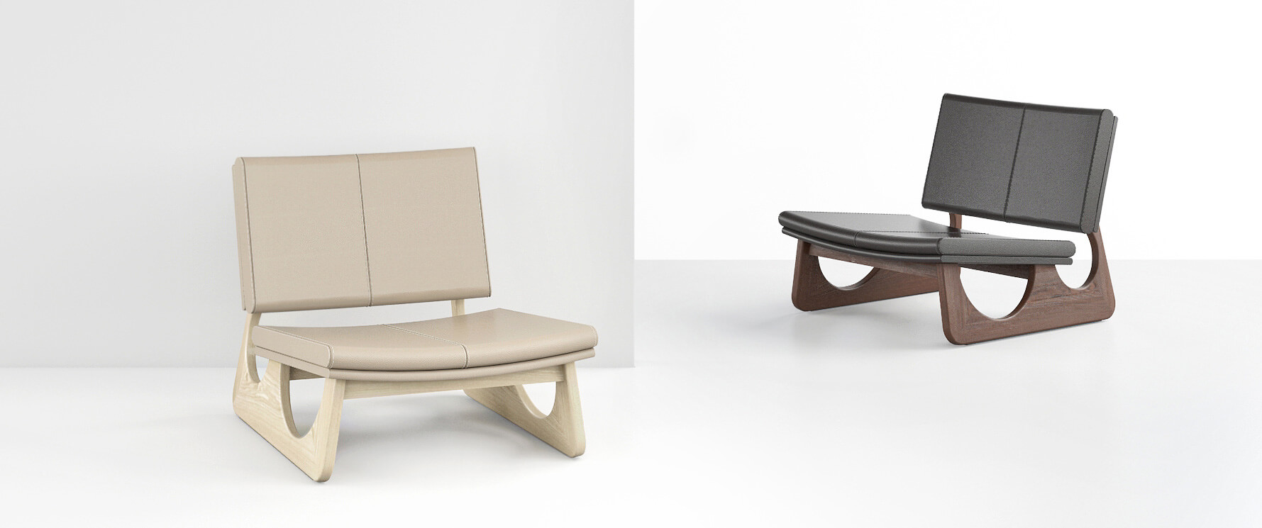 Sledge Lounge Chair | Made in Turkey: Curated by Arhan Kayar | STIRworld