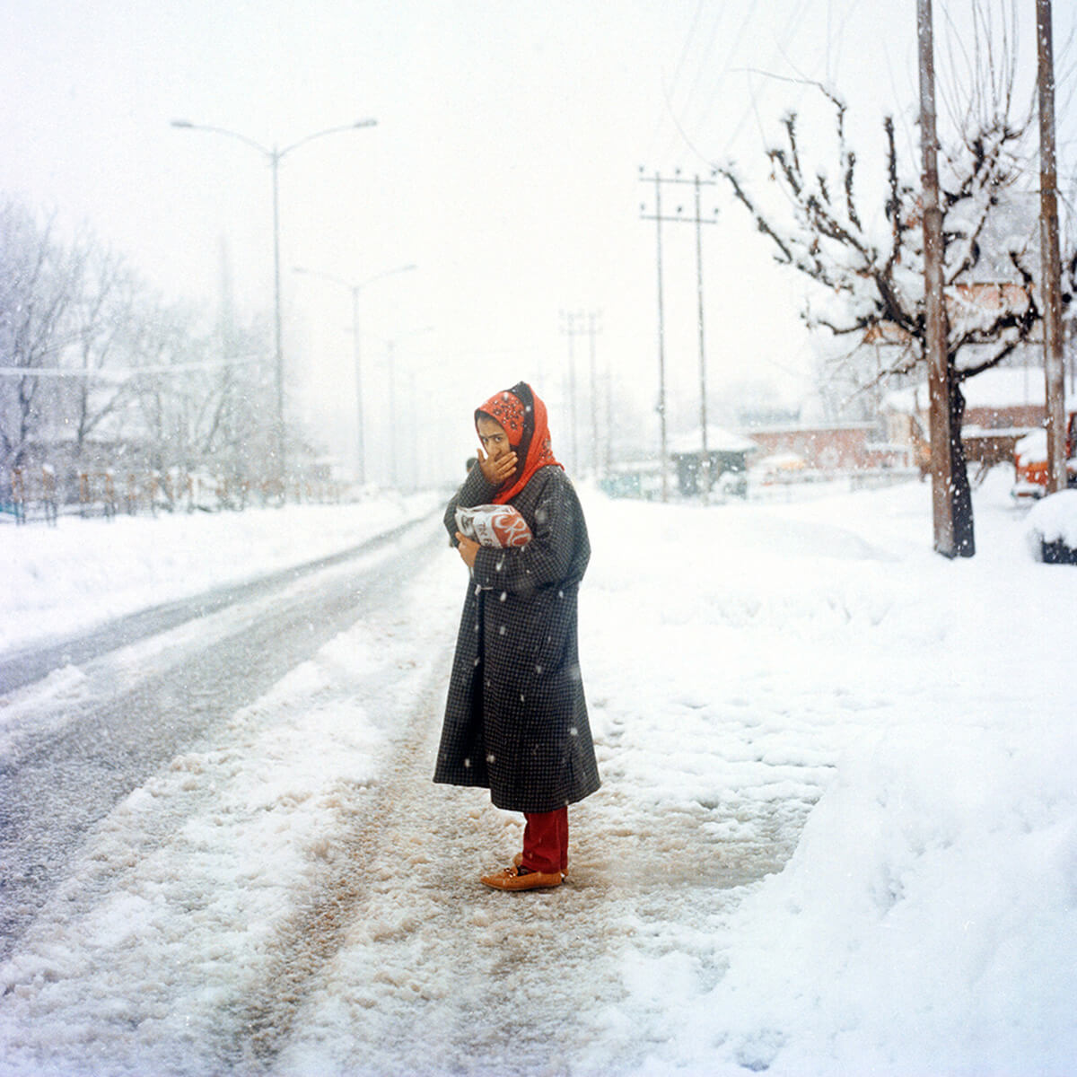 Snow by Sohrab Hura | Durjoy Bangladesh Foundation | STIRworld