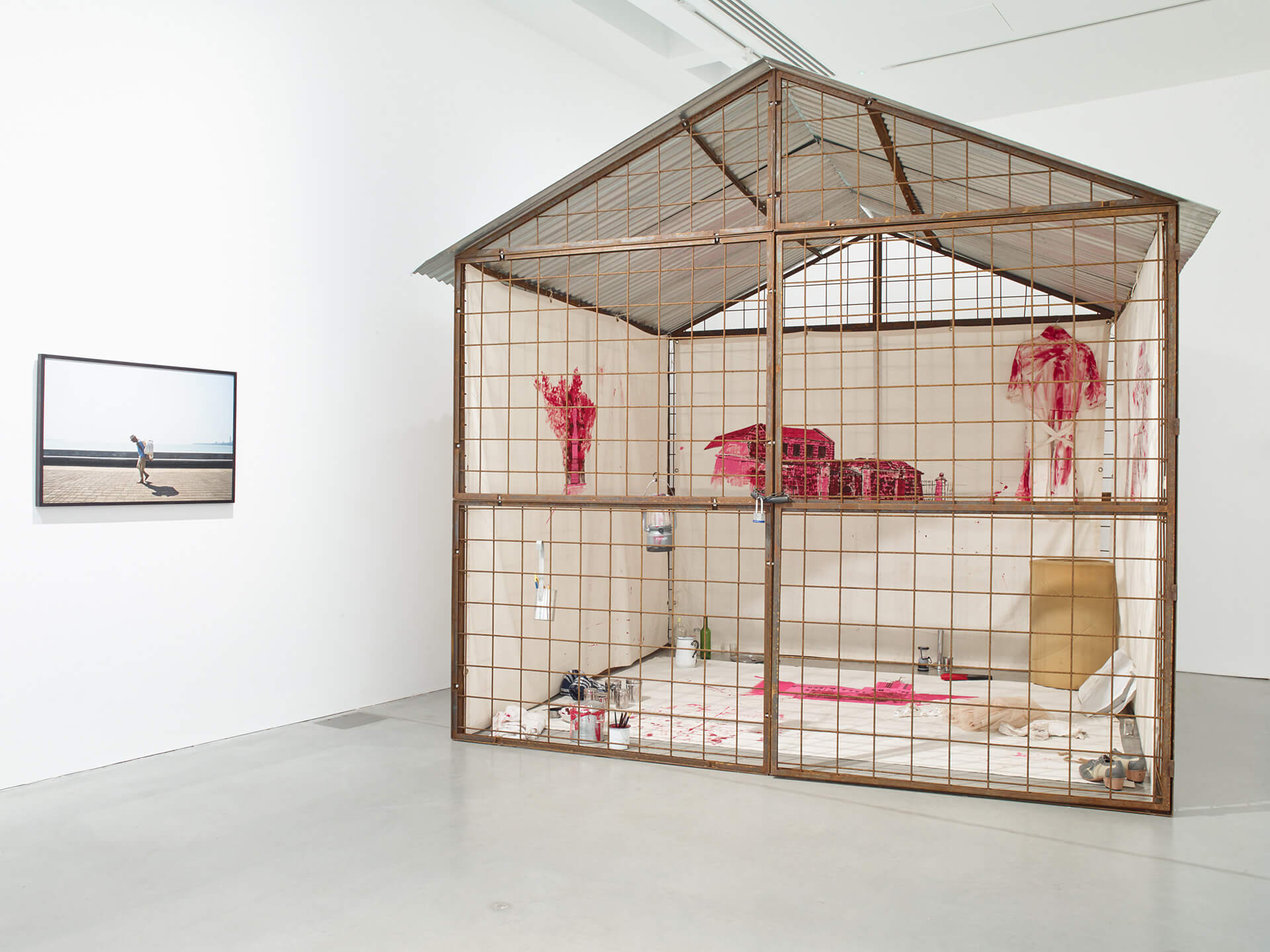 Exhibition installation view| Durjoy Bangladesh Foundation | STIRworld