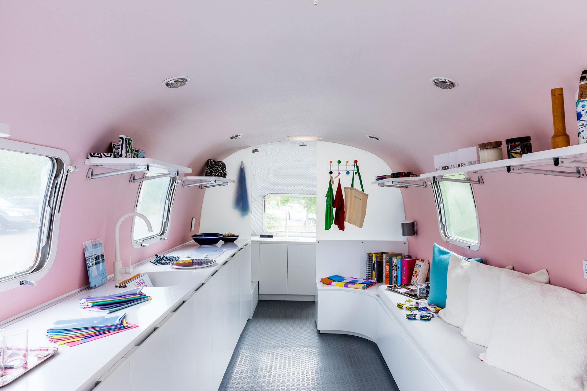 The Dream Machine, an Airstream-turned-pop-up shop for weR2 Studio| Reddymade: Architecture and Design| Suchi Reddy| STIR