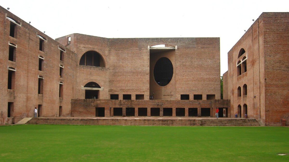 The iconic IIM Ahmedabad dorms recently came under threat of demolition | Louis Kahn Tribute, The Notebooks and Drawings of Louis I. Kahn | Louis Kahn, Designers and Books| STIRworld