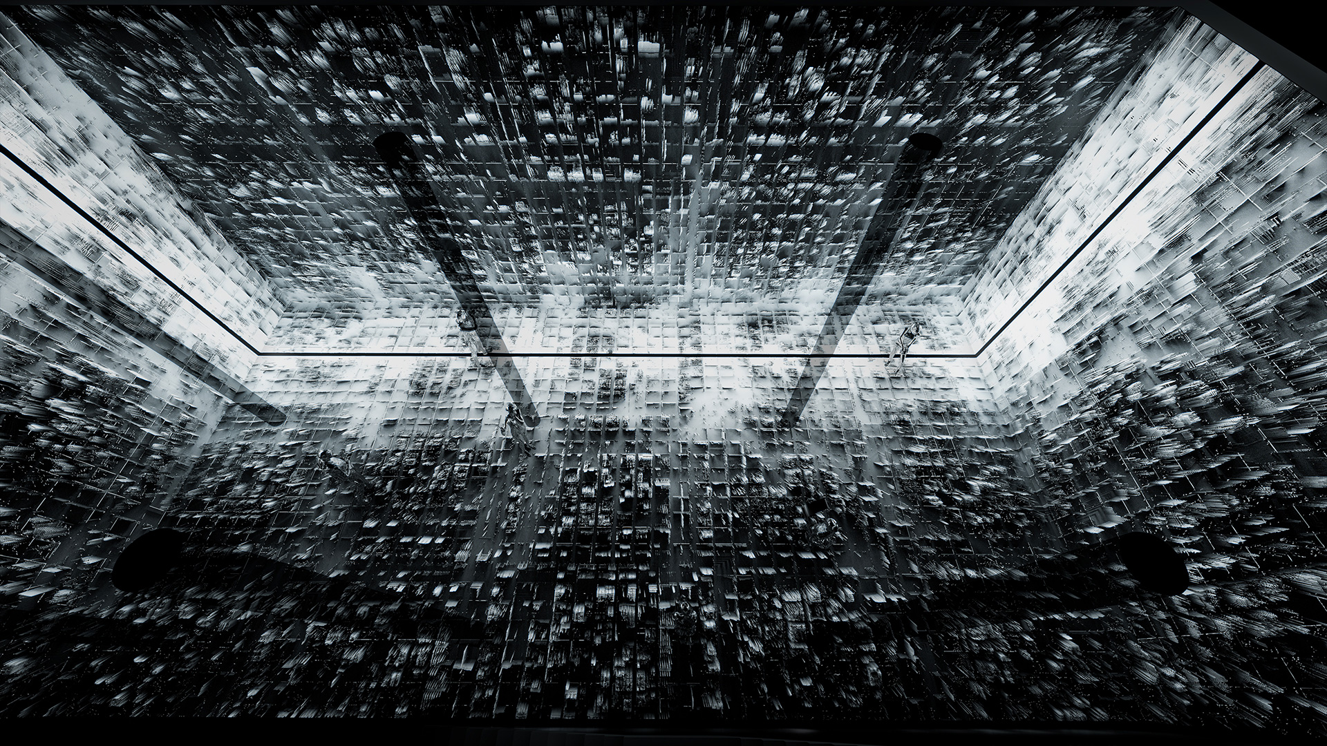 Still 2, Machine Hallucination| Machine Hallucination| Refik Anadol| Artechouse| STIR