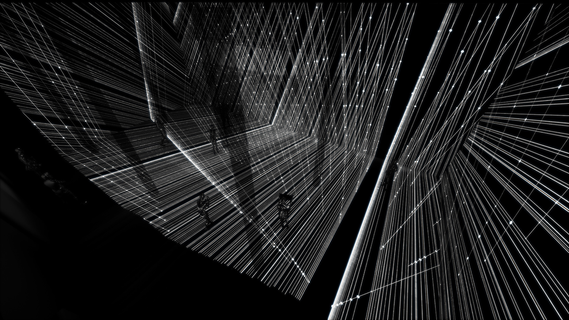 Still 7, Machine Hallucination| Machine Hallucination| Refik Anadol| Artechouse| STIR