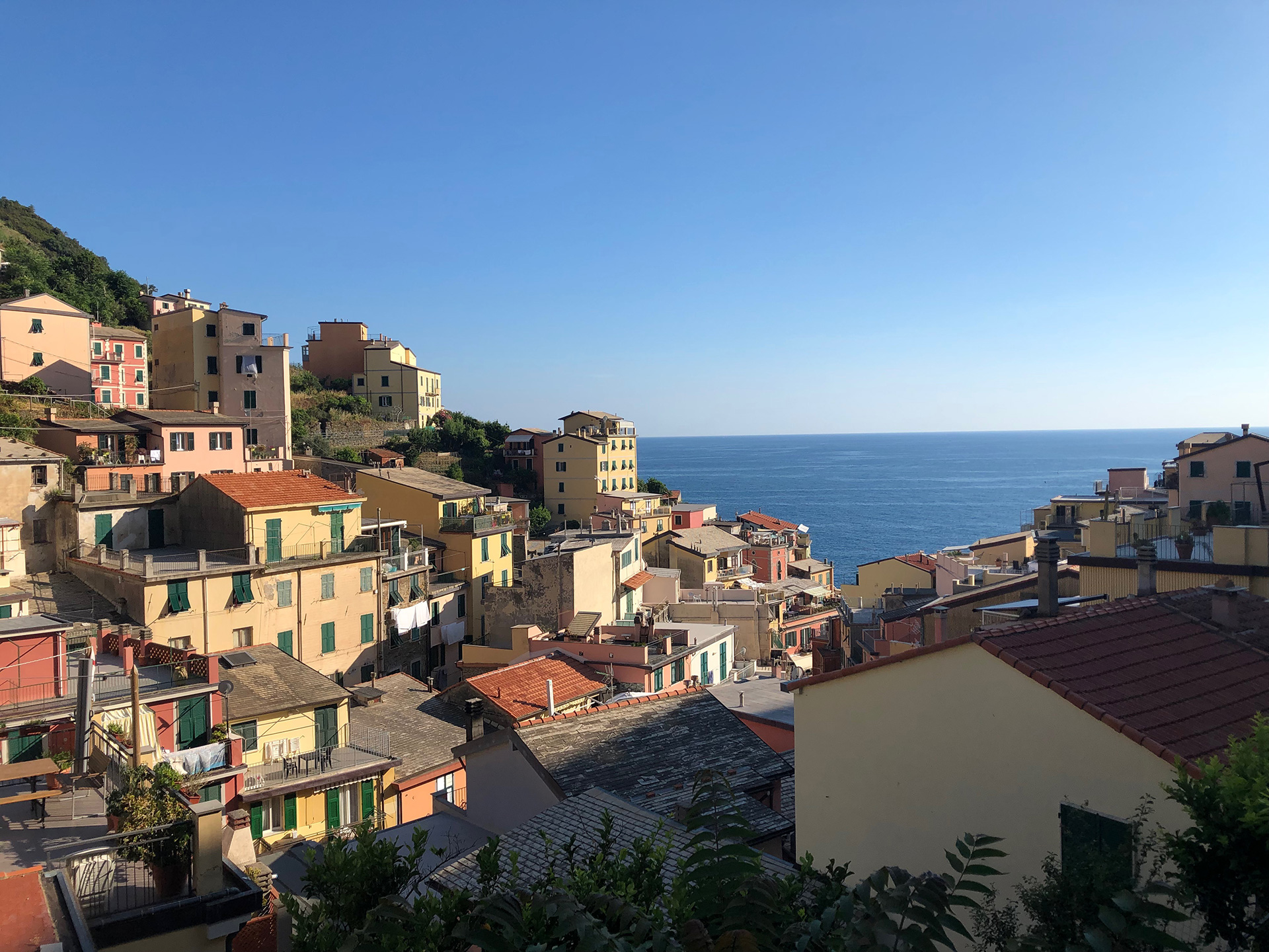 Homes at Cinque Terre | Cinque Terre| Italy| STIR