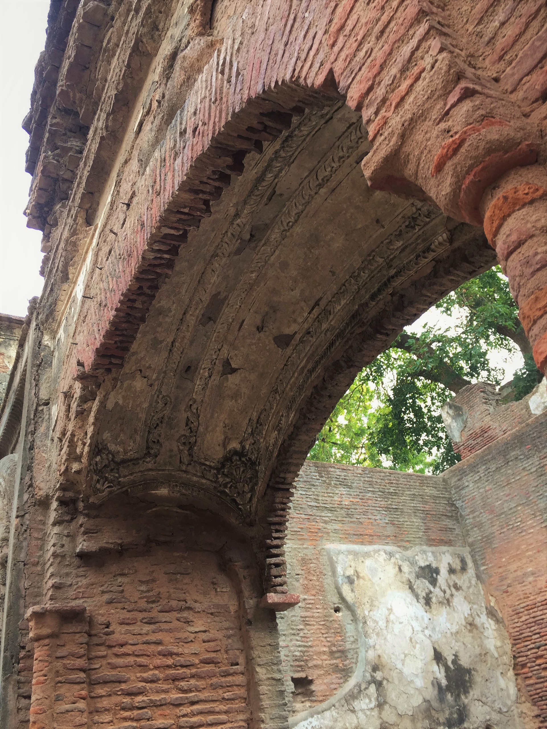 Stucco and ornament are deeper than its depth | The Residency| Lucknow| Soumitro Ghosh| STIR