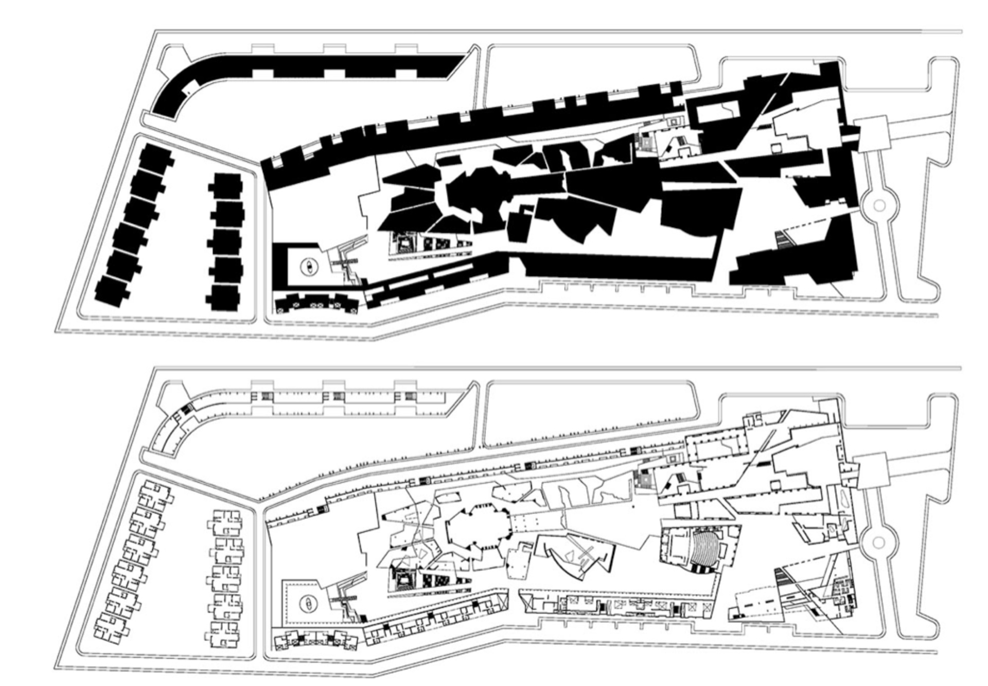 Site Plan of Jain Temple | BV Doshi | Bijoy Ramachandran| STIR