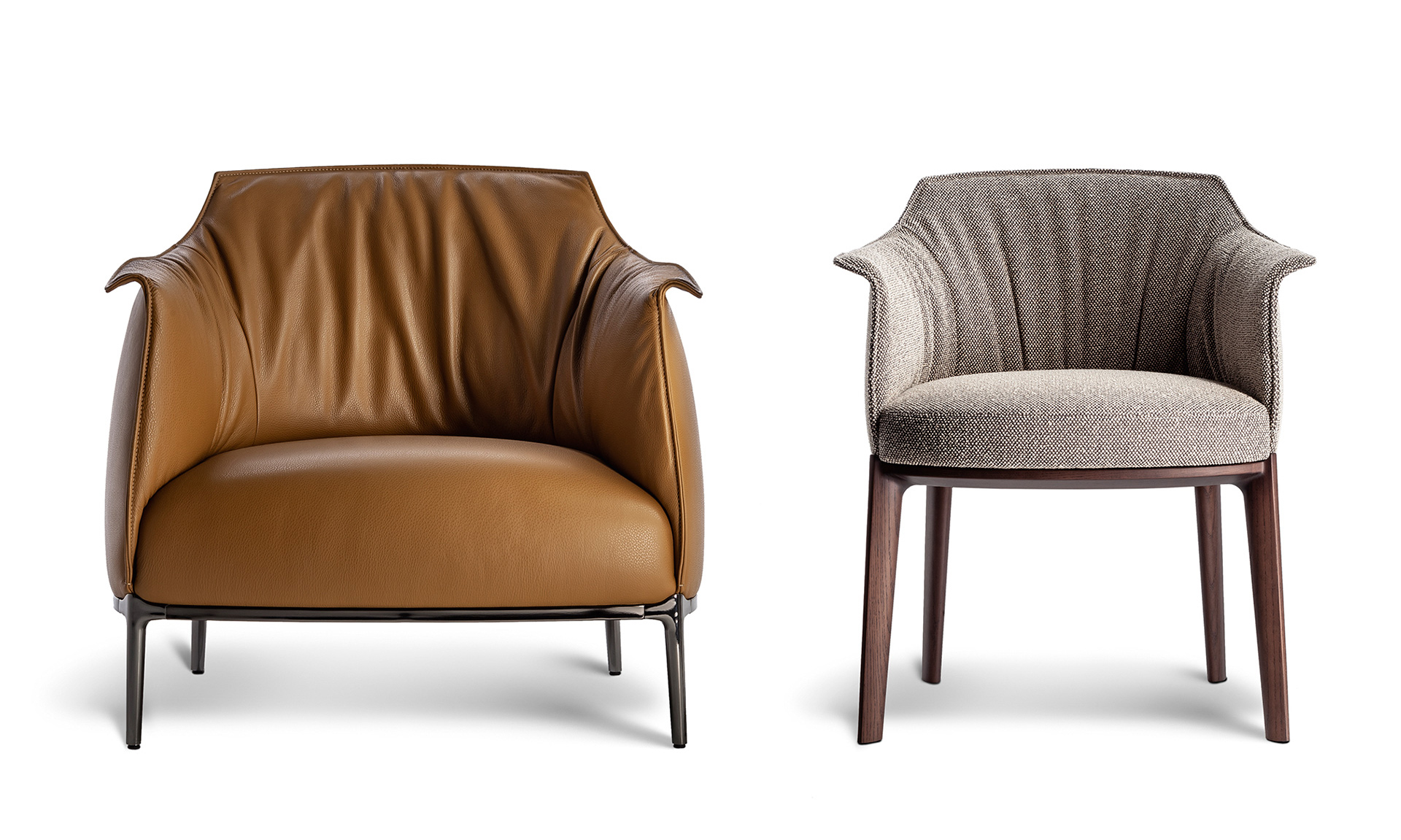 The Archibald by Jean-Marie Massaud combines substance and form – the comfortable design of the armchairs makes them ideal for meditation and relaxation| Cross Border Conversations| Rajiv Parekh, Jean-Marie Massaud | STIR