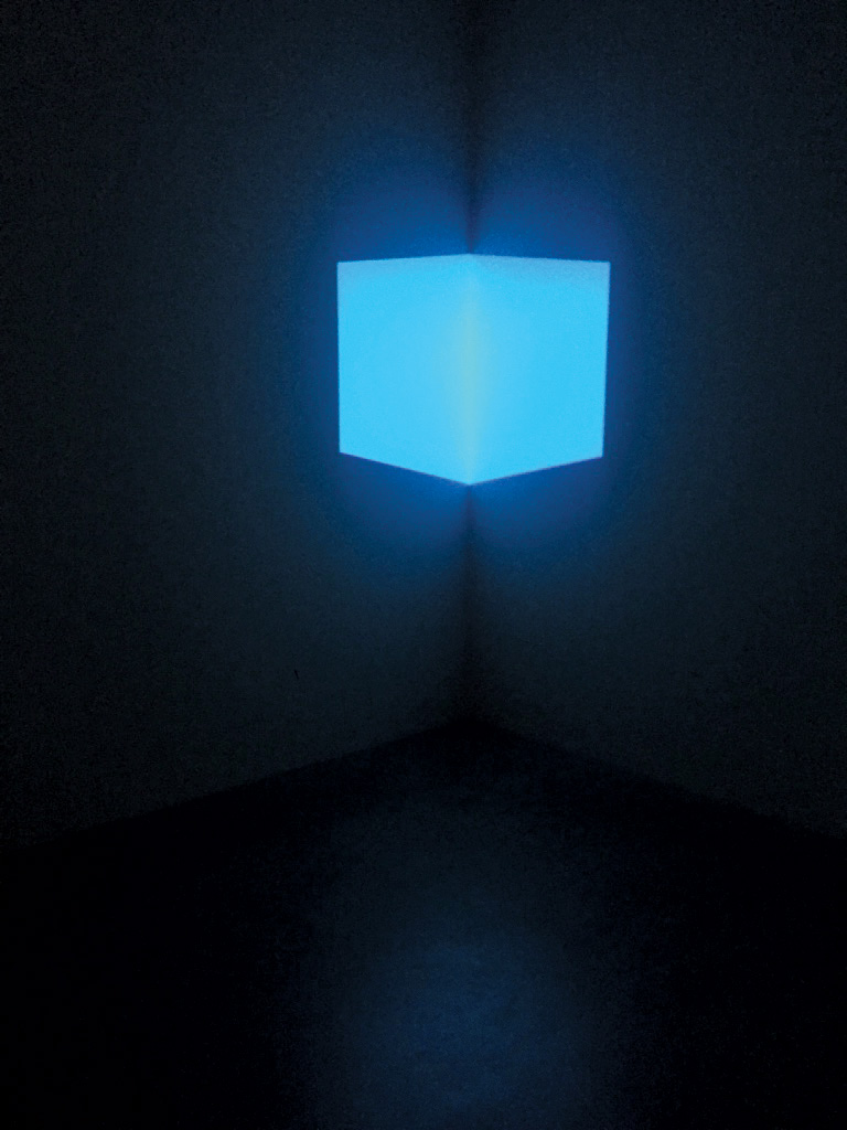 Afrum Pale Blue by James Turrell at Chichu Art Museum, Naoshima | Dtours India | Japan | STIR