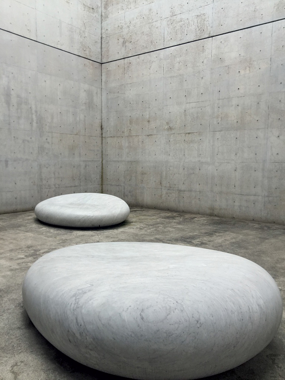 The Secret of the Sky by Kan Yasuda at Benesse House, Naoshima | Dtours India | Japan | STIR