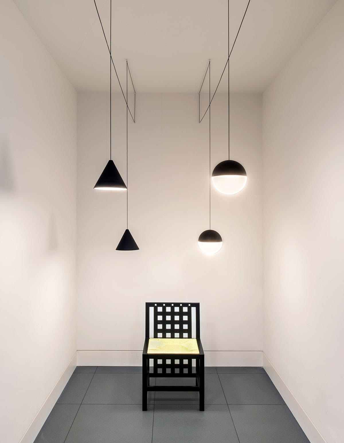 String Lights – minimal and poetic in their design | Cross Border Conversations| Michael Anastassiades, Seema Puri Mullan | STIR