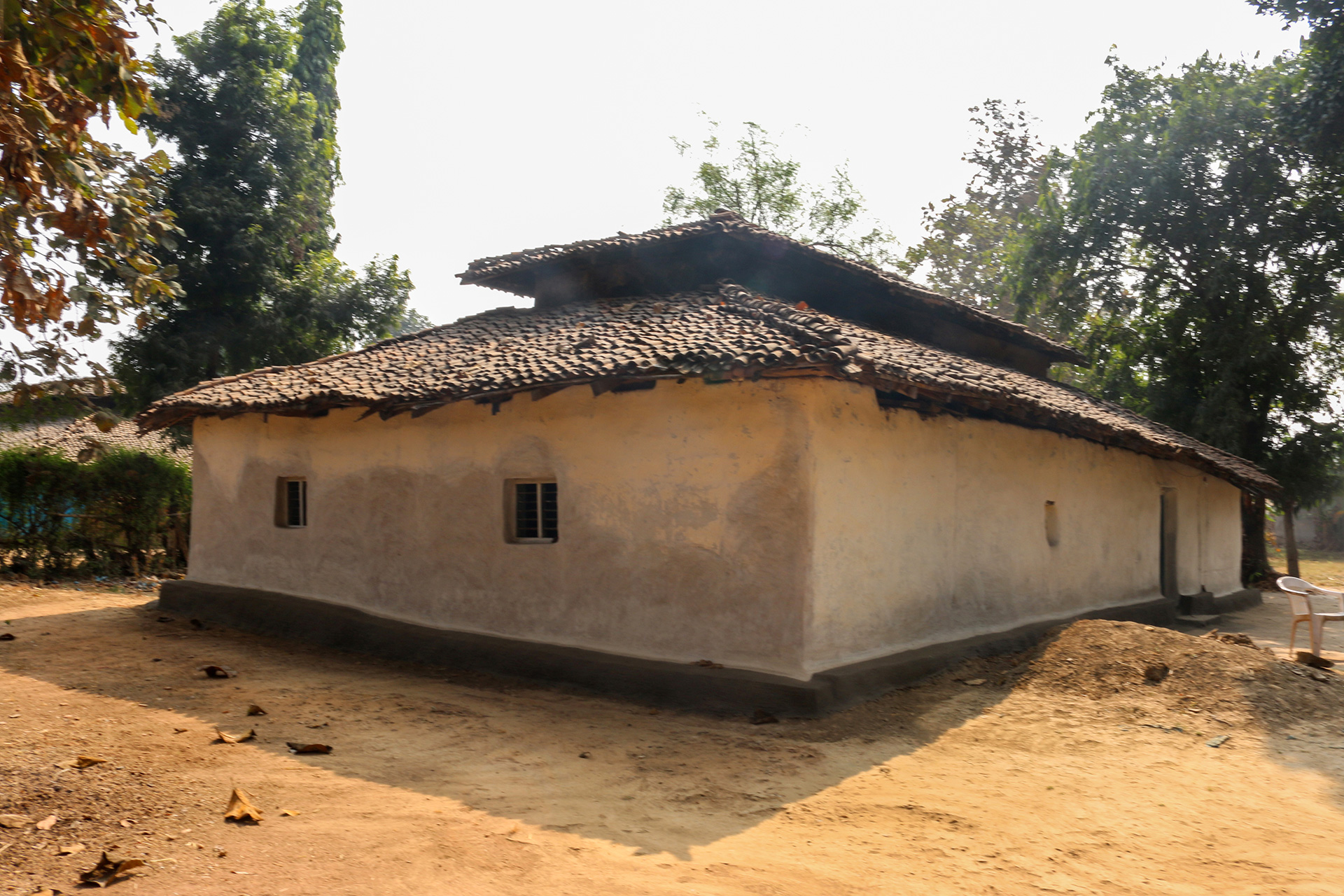 A House in Kumharapara, by Swati, a contributor | Museum of questions | Devashish Sharma | STIRworld