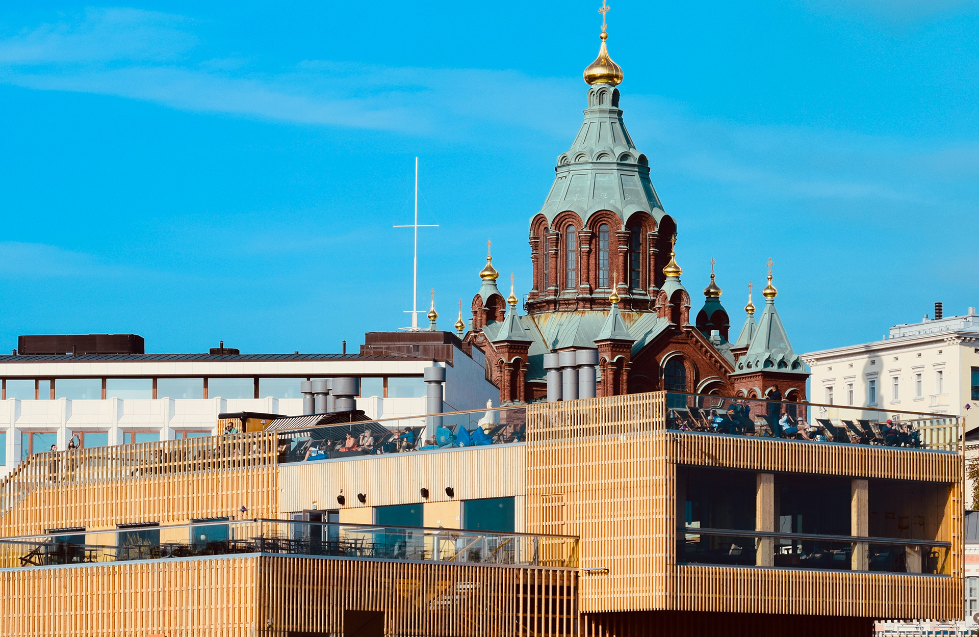 Where the preserved and the prevailing meet| Helsinki | Finland| STIRworld