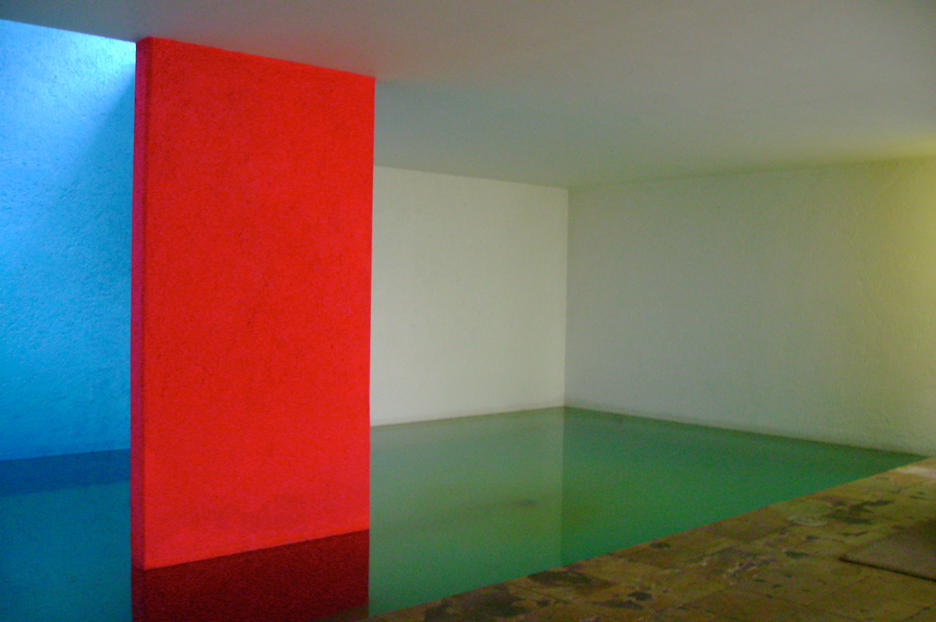 Fountain of Casa Gilardi by Luis Barragán | Luis Barragán | STIRworld