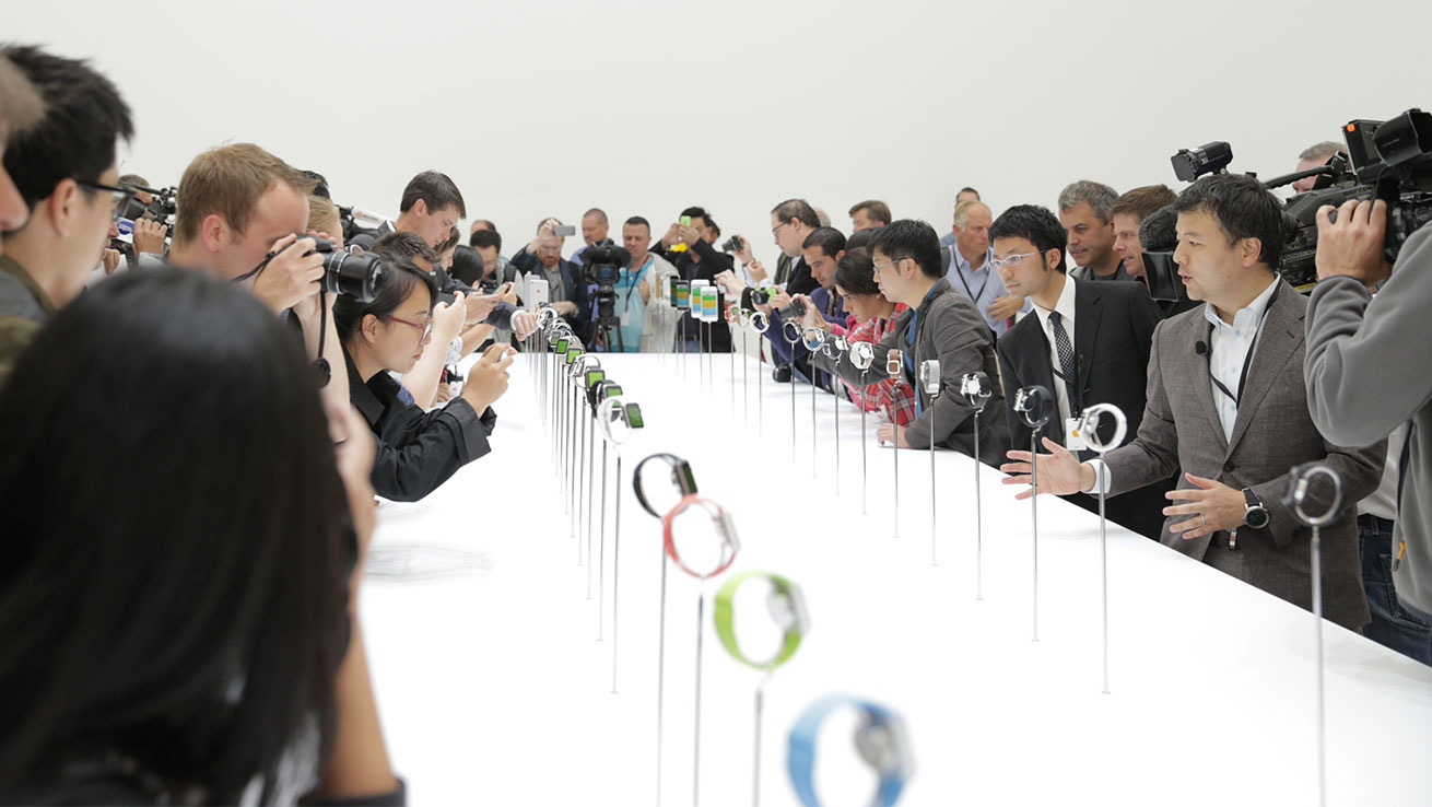 Glimpse of an event hosted by Apple | Tim Kobe | Eight Inc. | STIRworld