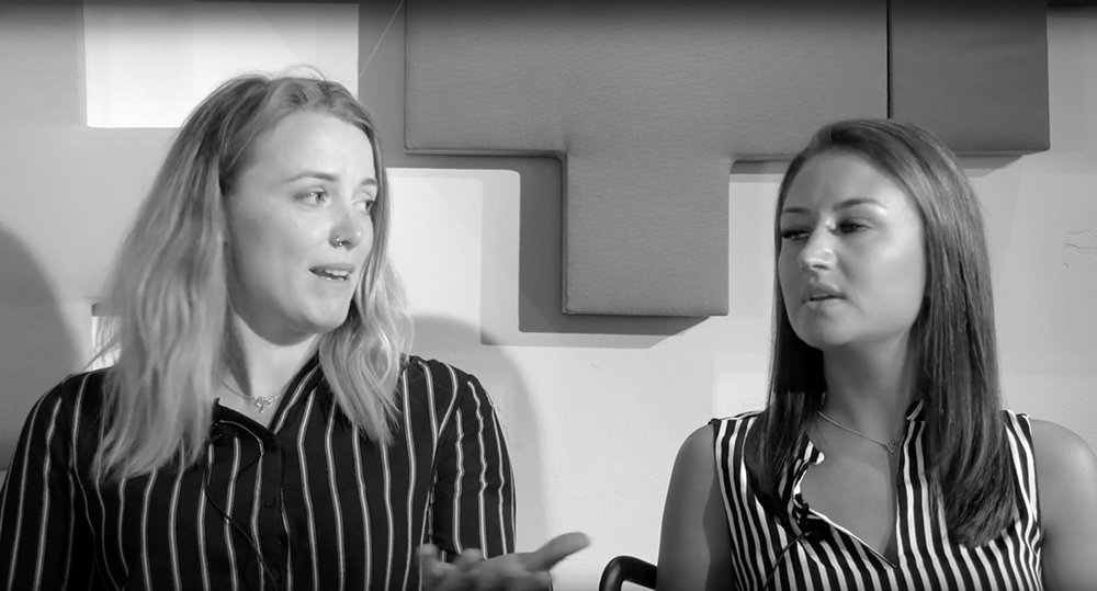 Amy Semple and Erin Slaviero, lighting designers at Nulty+ in Dubai, for Women in Lighting | Amy Semple | Erin Slaviero | Women in Lighting| Light Collective| STIRworld