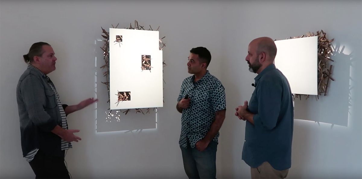 STIR in conversation with Martand Khosla and Peter Nagy at gallery Nature Morte | STIRring conversations from 2019 | STIRworld