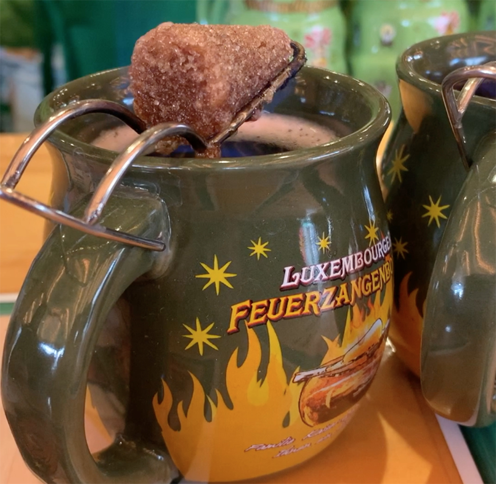 A visit to Germany is incomplete without a visit to a Christmas market for a cup of Feuerzangenbowle | Christmas Market | Wiesbaden | STIRworld