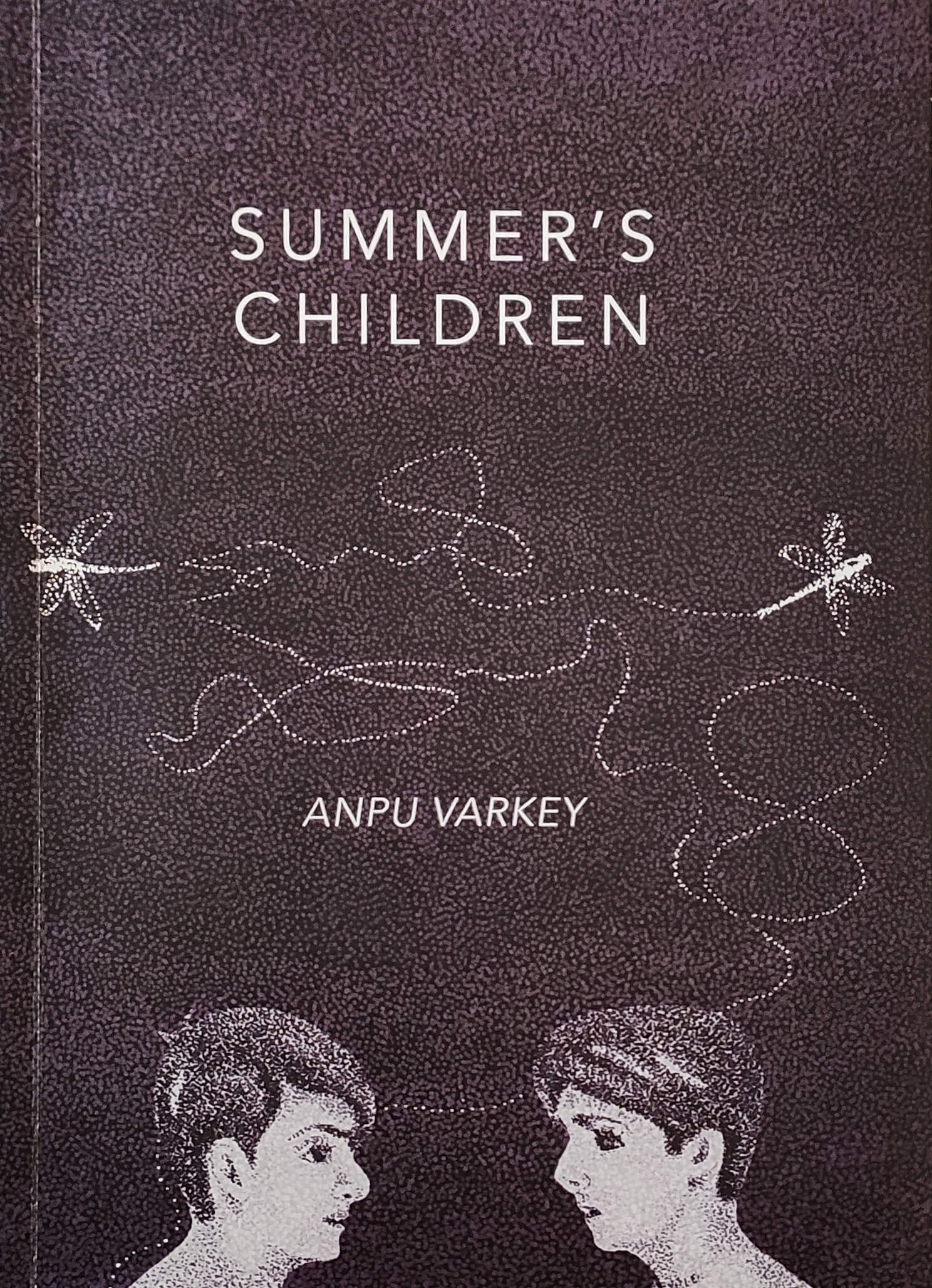 Paperback book cover for Summer's Children | Summer's Children | Anpu Varkey | STIRworld