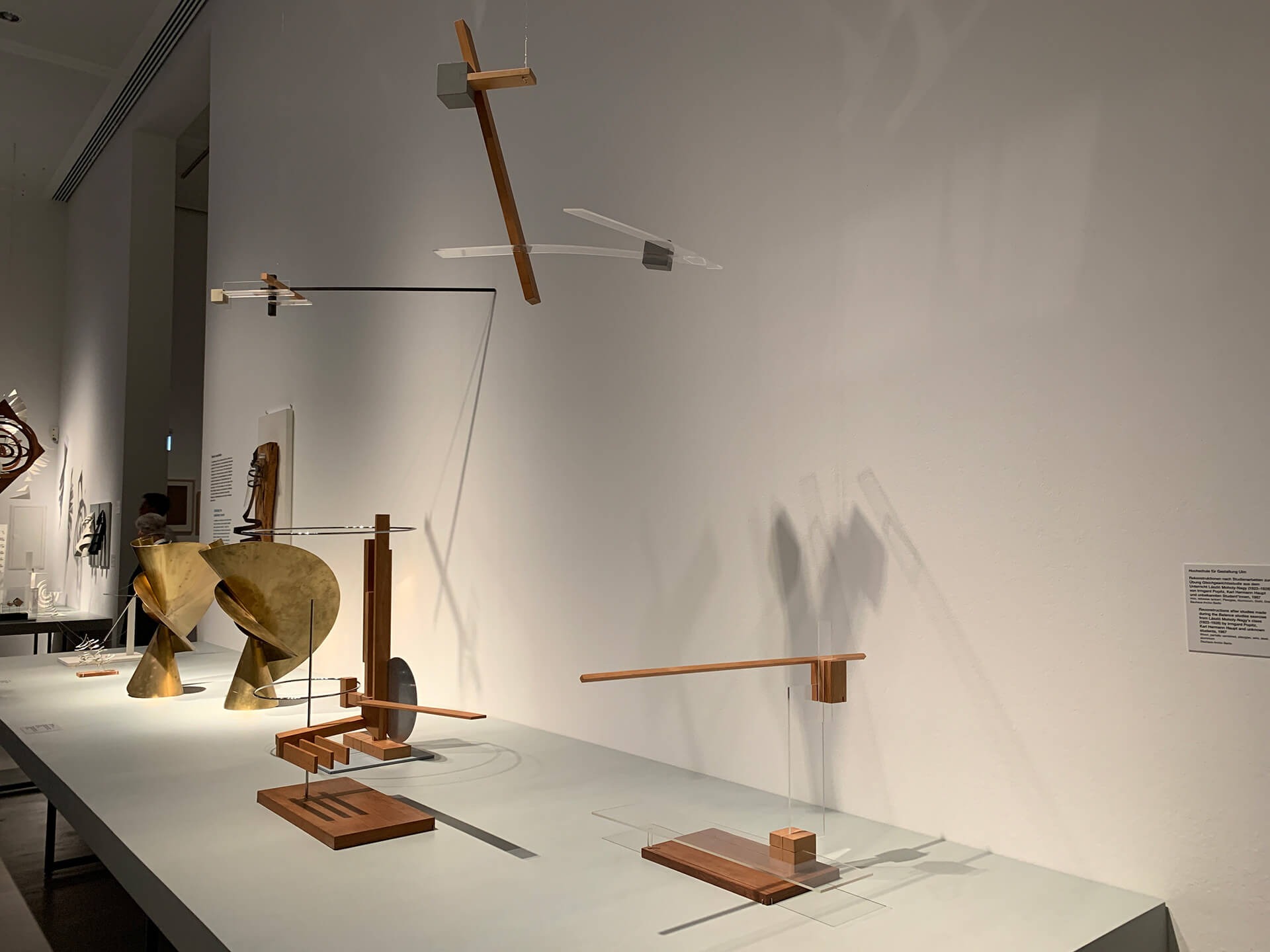 Preliminary course student works at the 'Original Bauhaus' exhibition in Berlin | Bauhaus | Germany | STIRworld