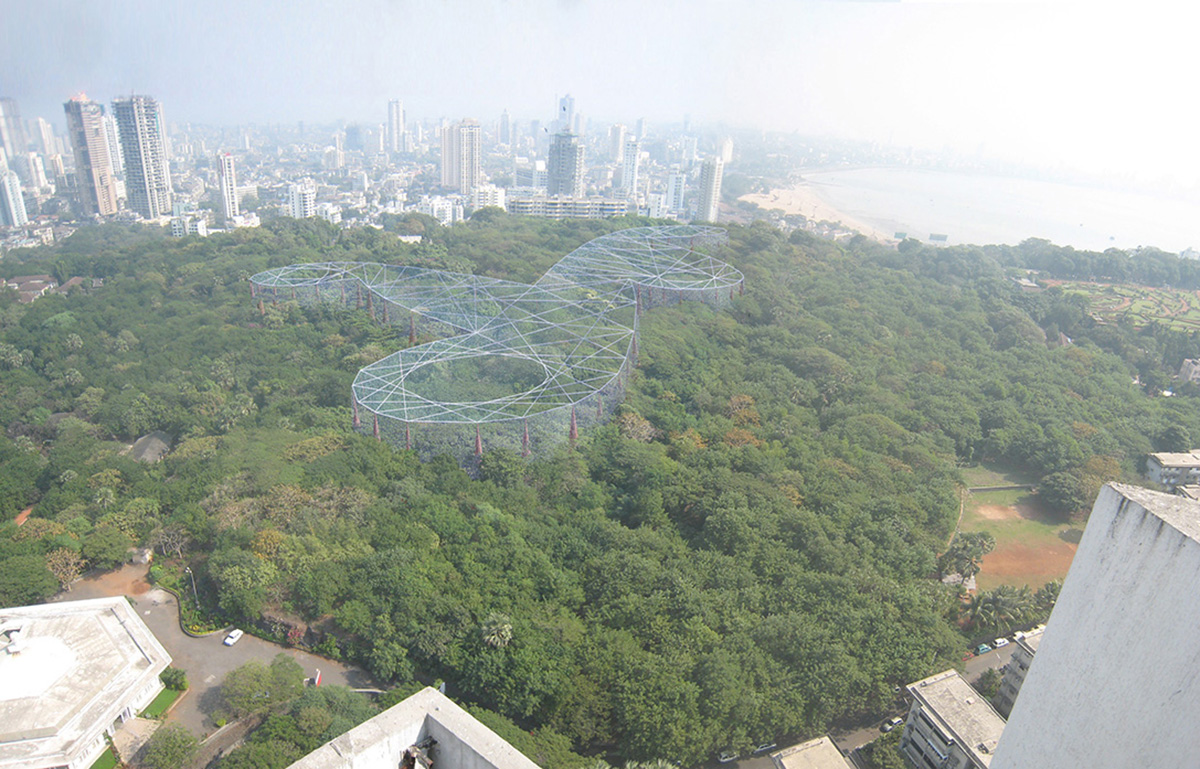 Towers of Silence, Mumbai, India | Thomas Heatherwick | Heatherwick Studio | STIRworld