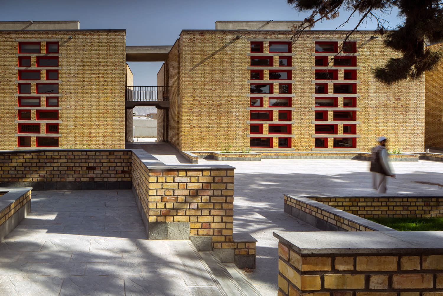 The Gohar Khatoon Girls School in Afghanistan takes its cues from the rich cultural and architectural heritage of Mazar-i-Sharif  |Yasaman Esmaili | Studio Chahar | STIRworld