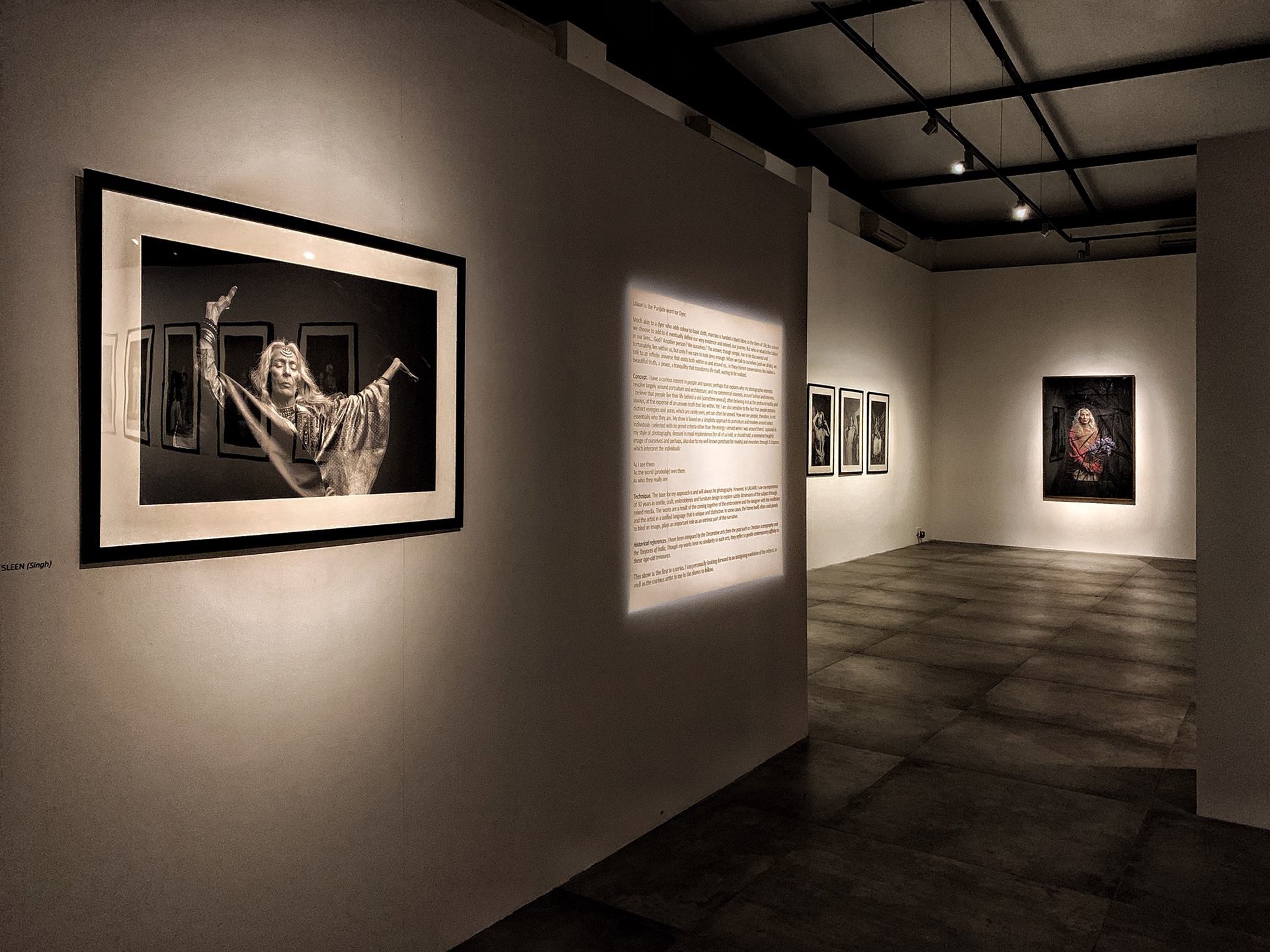 A glimpse from the exhibition Lalaari, which brought select photographs by JJ Valaya | JJ Valaya and Raghu Rai at STIR Gallery | Lalaari | STIRworld