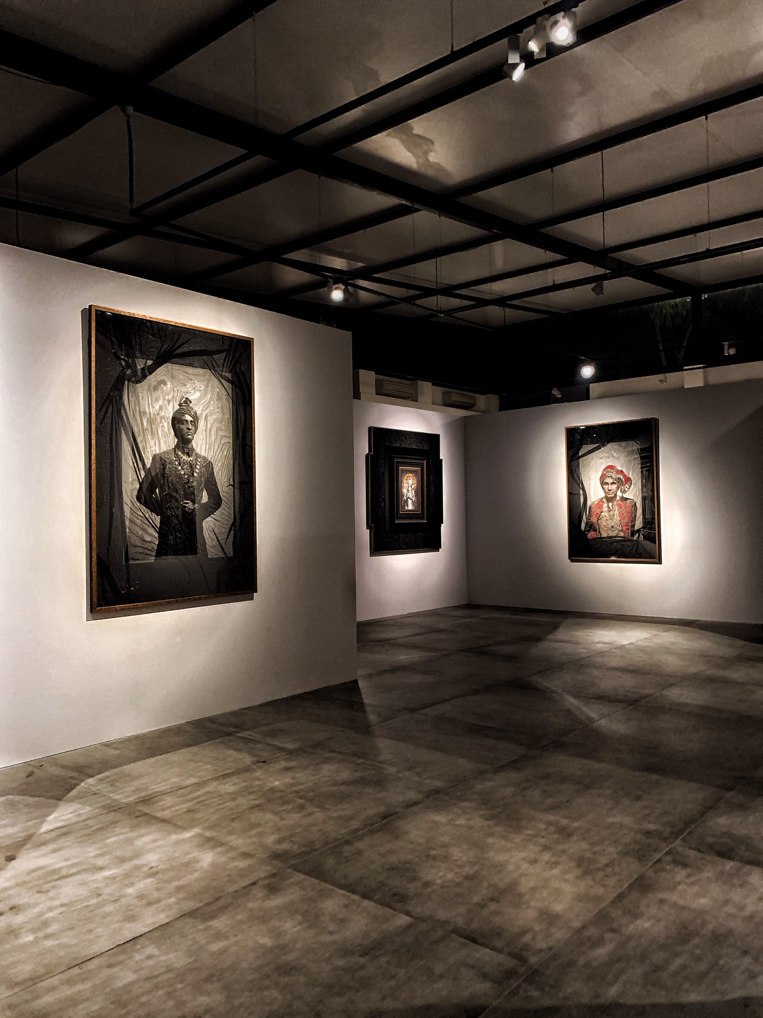 The exhibition is a result of Valaya's curious interest in people and spaces, and photographic interests around portraiture and architecture | JJ Valaya and Raghu Rai at STIR Gallery | Lalaari | STIRworld